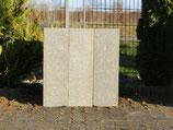 Granitpalisade 75x24x8 cm graphit