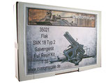 35021 Flak SMK 18 Typ 2 Salvengerät