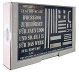 DWCS35004 Zubehörset für Faun L900 und Sd.Ah.115 Das Werk
