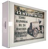 35061 Hanomag HL20 Bauernschlepper Full Resin Kit