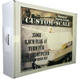 35068 8,8cm Flak 41 Turm für E-50 Conversion Kit Full Resin Kit