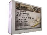 35048 GW Panther Gerät 5-1211 mit 12,8cm Pak 44 Krupp Conversion Kit