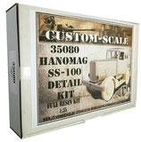 35080 Hanomag SS-100 Detail Resin Kit