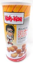 Koh Kae Erdnüsse mit knusprige Kokosnusscream überzogen