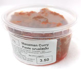 Masaman Curry Paste