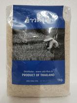 Zuckerarmer weisser Reis RD43 / ข้าว กข 43