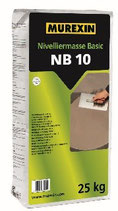Basisegalisatie NB 10 prijs per 25 kg
