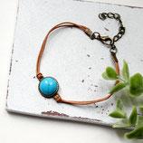 Turquesa • Armband Leder | Armschmuck | Farbwahl