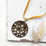 Sterne • Halskette bronze | Halsschmuck