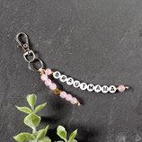 Brautmama • Schlüsselanhänger | Perlen | Farbwahl