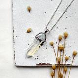 Opalit • Halskette silber | Halsschmuck