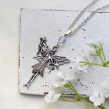 Silberfee • Kette silber | Halsschmuck