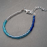 Summer Breeze • Armband Perlen | Farbverlauf | Armschmuck