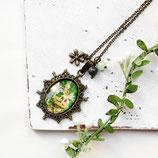 Elfengarten • Halskette bronze | Halsschmuck