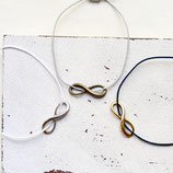Infinity • Armband Makramee | Farbwahl | Armschmuck