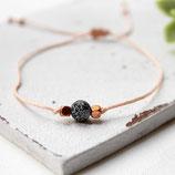 Achat • minimalistisches Armband | Farbwahl | Armschmuck