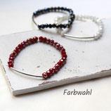 Tube • Armband Perlen | Farbwahl | Armschmuck