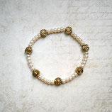 Nostalgie • Armband Perlen | Vintage | Armschmuck
