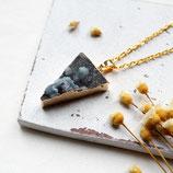 Dreieck • Halskette | Halsschmuck Druse
