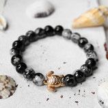 Schildkröte • Armband Perlen   Armschmuck