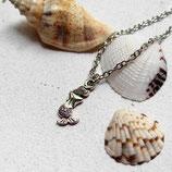 Meerjungfrau • Halskette silber | Halsschmuck