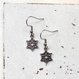 Schneeflöckchen • Ohrhänger | Ohrschmuck | Weihnachten