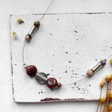 Jaspis • Halskette | Halsschmuck