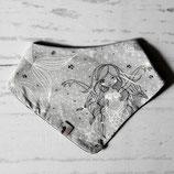 Halstuch ~ Meerjungfrau | Dreieckstuch | Babytuch