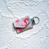 Einkaufschiptasche Paisley Pink Rosa