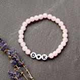 Initialen Armband • Perlenarmband | persönliches Armband | Armschmuck