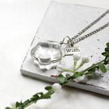 Pusteblume • Halskette silber | Naturschmuck