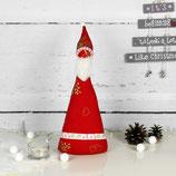 Weihnachtsmann ~ Stoffdeko   Weihnachten