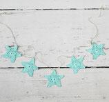 Sterne ~ Girlande | Kinderzimmerdeko