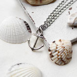 Anker • Halskette silber | Halsschmuck