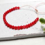 Jade • Edelstein Armband | Armband Makramee | Armschmuck | Farbwahl