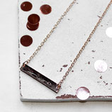 Love • Halskette roségold