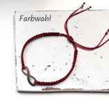 Infinity • Makramee Armband | Farbwahl | Armschmuck