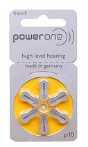 補聴器電池 パワーワン PR536(10)