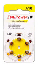 補聴器電池 ゼニパワー PR536(10)