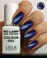 Layla No Lamp Gel Polish 20 rime by night