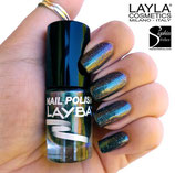 Layba Nail Polish 1031 Nickel