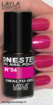 Layla One Step no. 54 Kiss my Magenta
