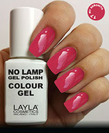 Layla No Lamp Gel Polish 17 my señorita