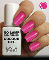 Layla No Lamp Gel Polish 15 my very pink