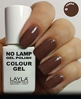Layla No Lamp Gel Polish 06 tonka