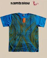Tee-shirt full print : bluegravity