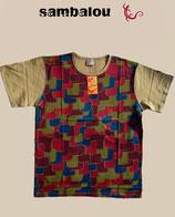 Tee-shirt full print : archigroen