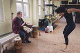 Miniworkshop African Rhythm Dance