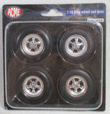 Tire Cragar Drag  Wheel and Tire Set Acme