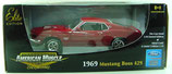 1969 Mustang Boss 429 Chase Car Ertl